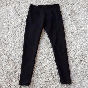 Zella black long leggings size Small